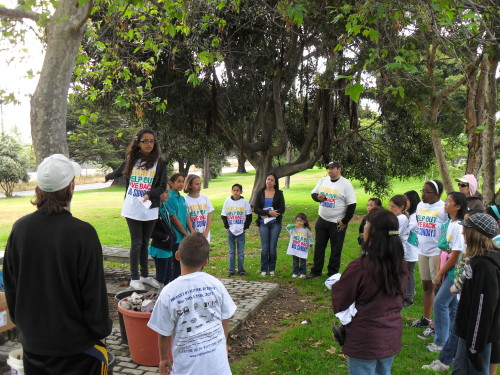 Arbor Day with Tree Musketeers @ El Segundo | California | United States