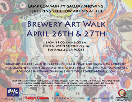 Brewery Art Walk @ Los Angeles | California | United States