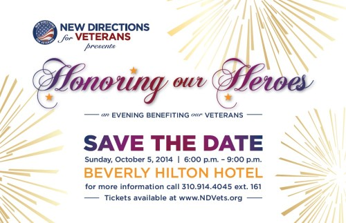 """Honoring our Heroes"" Gala @ Beverly Hilton Hotel 