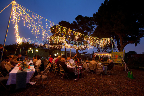 Midsummer Night's Dinner @ Emerson Avenue Community Garden | Los Angeles | California | United States