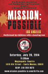 Mission: POSSIBLE @ Magicopolis Theatre | Santa Monica | California | United States
