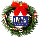 Lamp's Holiday Decorating Day! @ Lamp Community