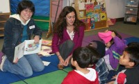 Reading to Kids @ Seven schools near Downtown Los Angeles