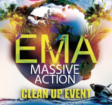Massive Action Venice Beach Clean-up & Homeless Feeding @ Venice Beatch at Rose Avenue