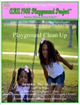 AKA 1908 Playground Project @ Rancho Cienega Sports Complex | Los Angeles | California | United States