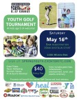 Spring Youth Golf Tournament @ Heroes Golf Course (Building 329) | Los Angeles | California | United States