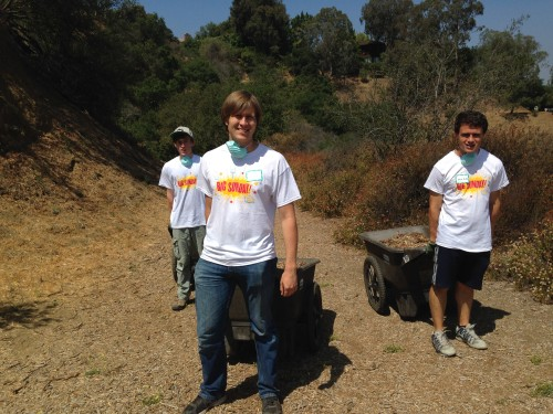 Work Day: The Arroyos & Foothill Conservancy @ Please contact Rob for address details. (Altadena, CA)