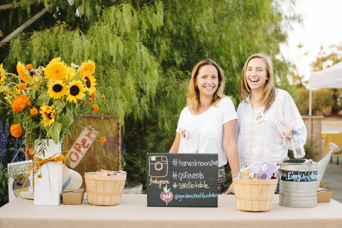 Volunteer: GSF's Annual Harvest Moon Fundraiser @ 24th Street Elementary | Los Angeles | California | United States
