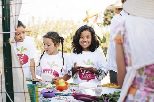 Fiesta de la Huerta @ 24th Street Elementary (GSF's 2 acres of organic, edible gardens) | Los Angeles | California | United States