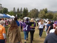 Relay For Life of Griffith Park Communities & Hollywood @ Mulholland Fountain   Los Angeles   California   United States