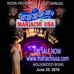 27th Annual MARIACHI USA Festival @ Hollywood Bowl | Los Angeles | California | United States