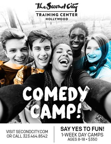 Second City Comedy Camp @ Los Angeles | California | United States