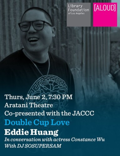 An Evening with Eddie Huang @ Aratani Theatre | Los Angeles | California | United States