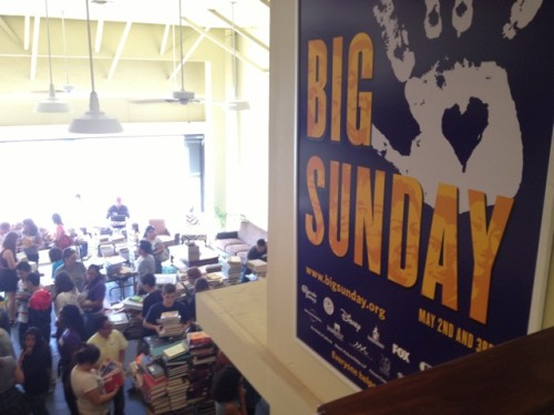 Big Sunday's 3rd Annual Books 'n Brunch @ Big Sunday | Los Angeles | California | United States