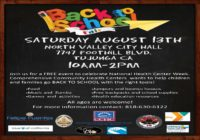 Volunteer: CCHC Back to School Fair @ North Valley City Hall  | Los Angeles | California | United States