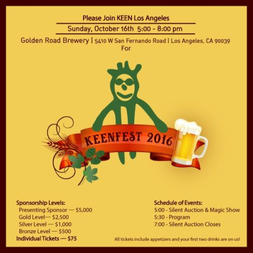 KEENFEST 2016 @ Golden Road Brewery | Los Angeles | California | United States