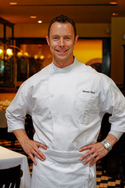 Chef Steven Mary