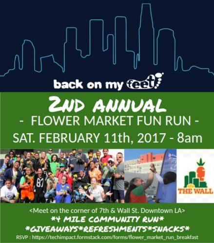 Flower Market Fun Run