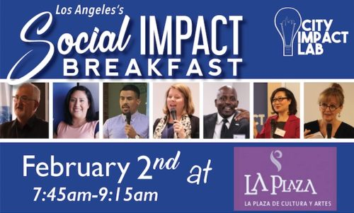 Social Impact Breakfast Feb. 2, 2017