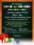 CCHC 2nd Annual Back To School Wellness Event @ Pacific Park  | Glendale | California | United States
