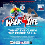 8th Annual Walk 4 Life @ The Sheriff Youth Center  | Los Angeles | California | United States