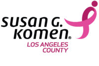 Susan G. Komen Race For The Cure @ Dodger Staduim    Los Angeles   California   United States